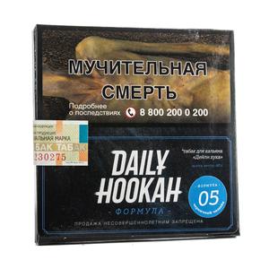 Табак Daily Hookah Черничный Чизкейк 60 г
