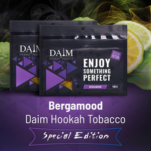 Табак Daim Bergamood (Бергамот) 100 г