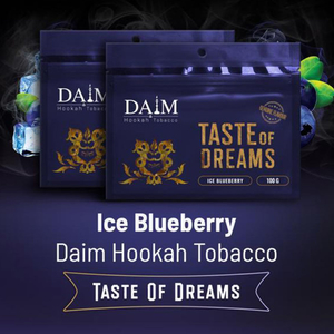 Табак Daim Ice Blueberry (Черника лёд) 100 г