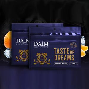 Табак Daim Ice Bodrum Tangerine (Мандарин лёд) 100 г
