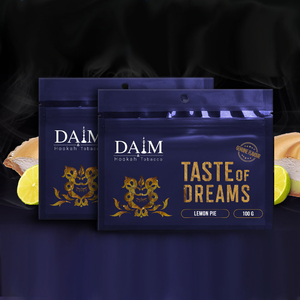 Табак Daim Lemon Pie (Лимонный пирог) 100 г