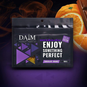 Табак Daim Chocolate Orange (Шоколад апельсин) 100 г