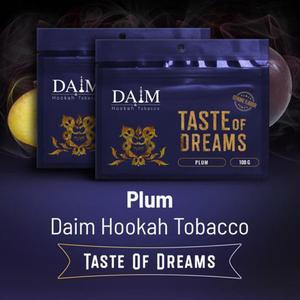Табак Daim Plum (Слива) 100 г