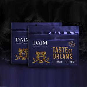 Табак Daim Poker 21 (Покер) 100 г