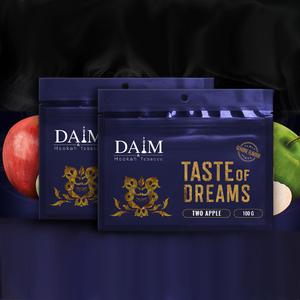 Табак Daim Two Apple (Двойное яблоко) 100 г