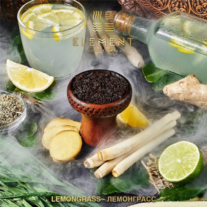 Табак Element (Вода) - Lemongrass (Лемонграсс) 100 г