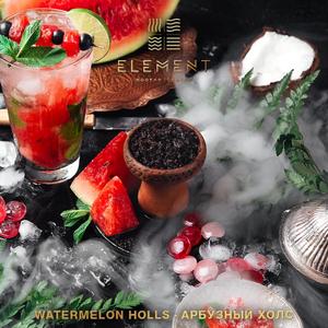 Табак Element (Вода) - Watermelon Holls (Арбузный холлс) 100 г