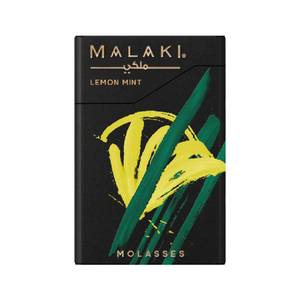 Табак MALAKI Lemon mint (Лимон Мята) 50 г