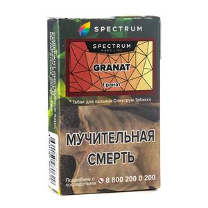 Табак Spectrum Hard Line Granat (Гранат) 40 г
