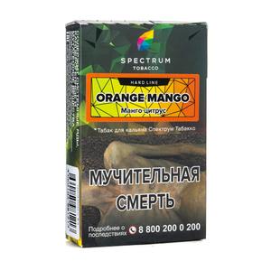 Табак Spectrum Hard Line Orange Mango (Манго цитрус) 40 г
