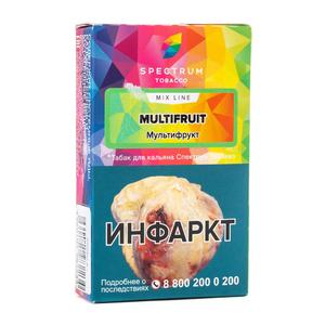 Табак Spectrum Mix Line Multifruit (Мультифрукт) 40 г