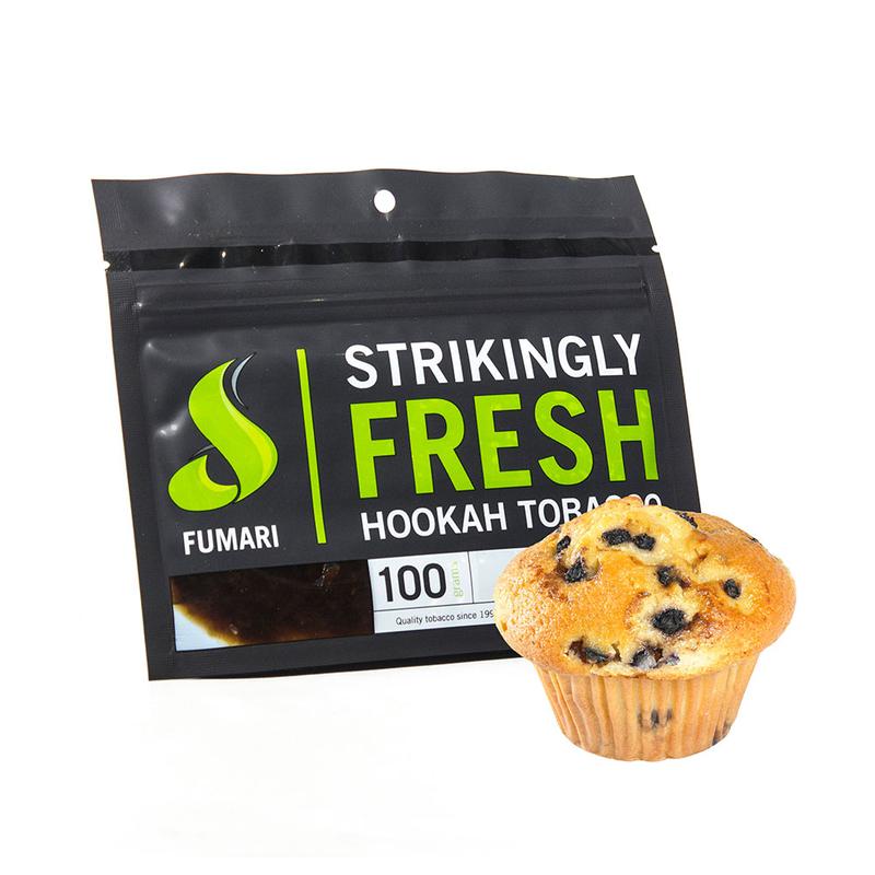 Табак Fumari Blueberry Muffin (Черничный мафин) 100 г