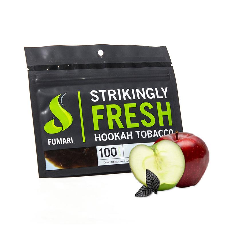 Табак Fumari Double Apple (Двойное яблоко) 100 г