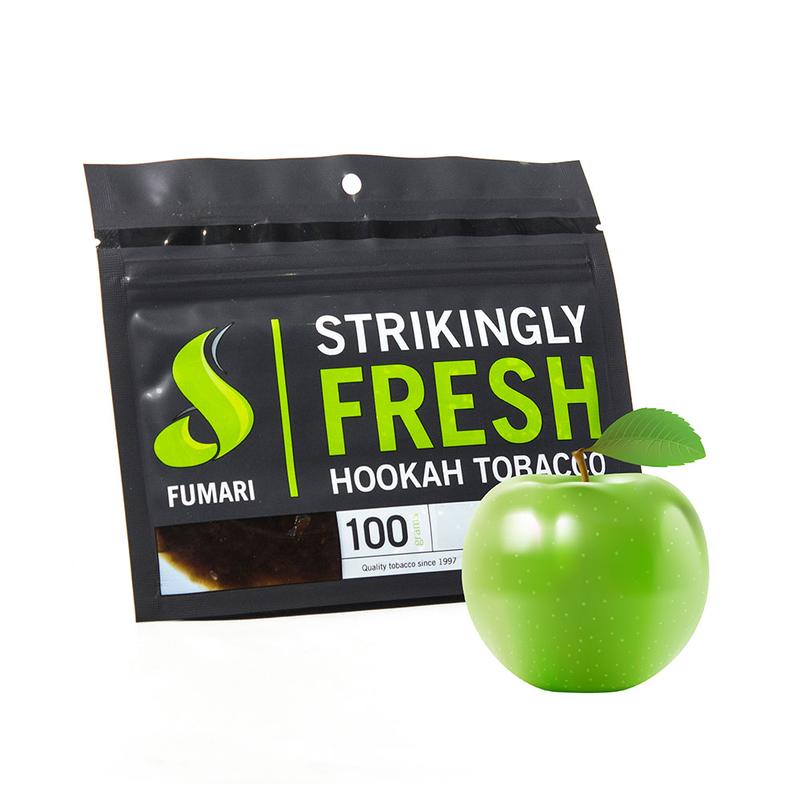 Табак Fumari Fakhfakhina (Зеленое яблоко) 100 г