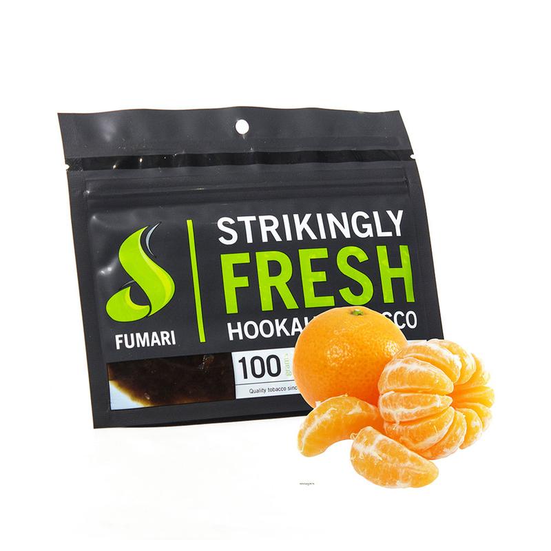 Табак Fumari Mandarin Zest (Сочный Мандарин) 100 г