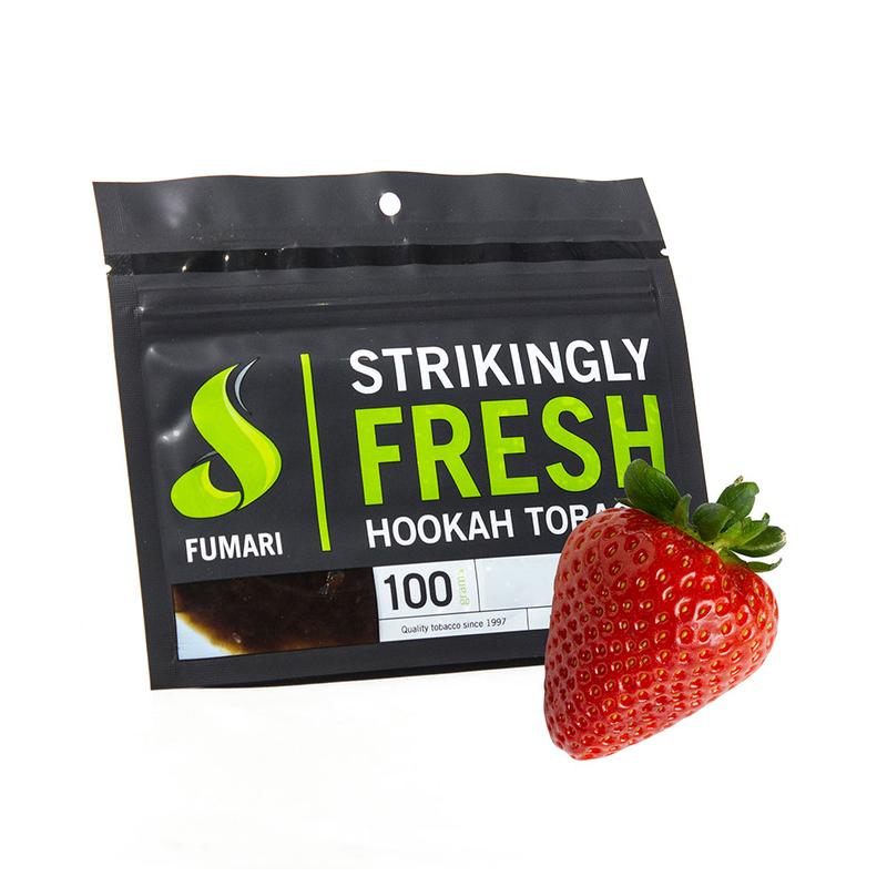 Табак Fumari Strawberry (Клубника) 100 г