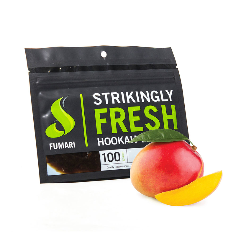 Табак Fumari Tropical Mango (Манго) 100 г