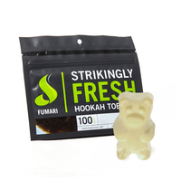 Табак Fumari White Gummi Bear (Цитрусовый микс) 100 г