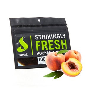 Табак Fumari White Peach (Белый персик) 100 г