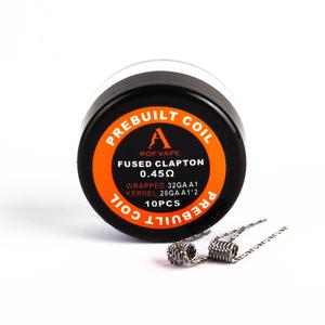 Fused Clapton Coil by ROFVAPE Диаметры 28GA+32GA 0.45ohm