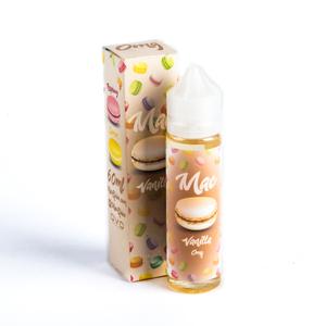 Жидкость Vanilla - MAC 60 мл 0 мг