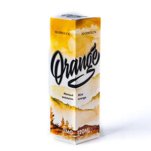Жидкость Maxwells Orange 3 мг 120 мл
