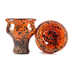 Чаша Telamon Classic Glaze Красный крап