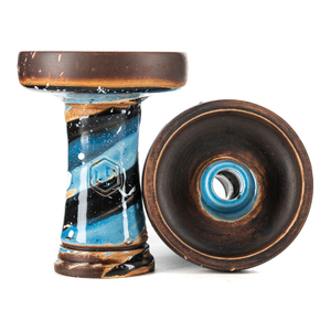 Чаша LS Shaft Brush Phunnel Glaze Milky Blue