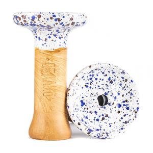 Чашка Облако Phunnel S Glaze Top 44 Белый в Точку