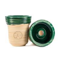 Чаша ST Classic SWEETY Green phunnel Рифленая